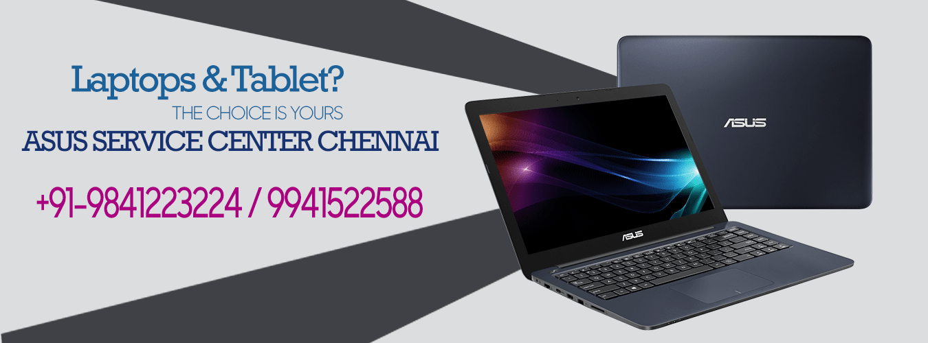 Asus service center in chennai, velachery