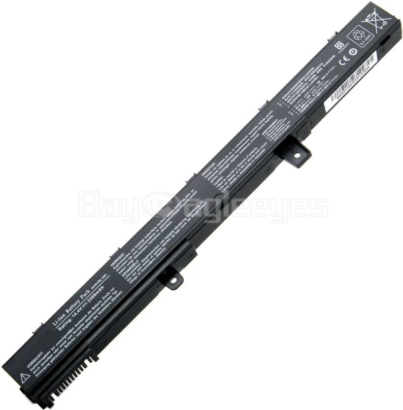 Asus X451C 4 Cell Laptop Battery Price in Chennai, hyderabad, telangana